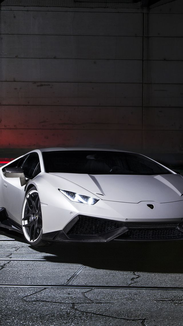 Car Hdr Wallpaper Wallpaper Lamborghini Huracan Lp610 4 Supercar White