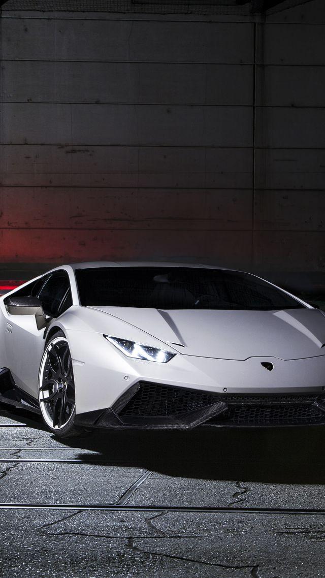 Car Brand Wallpaper Wallpaper Lamborghini Huracan Lp610 4 Supercar White