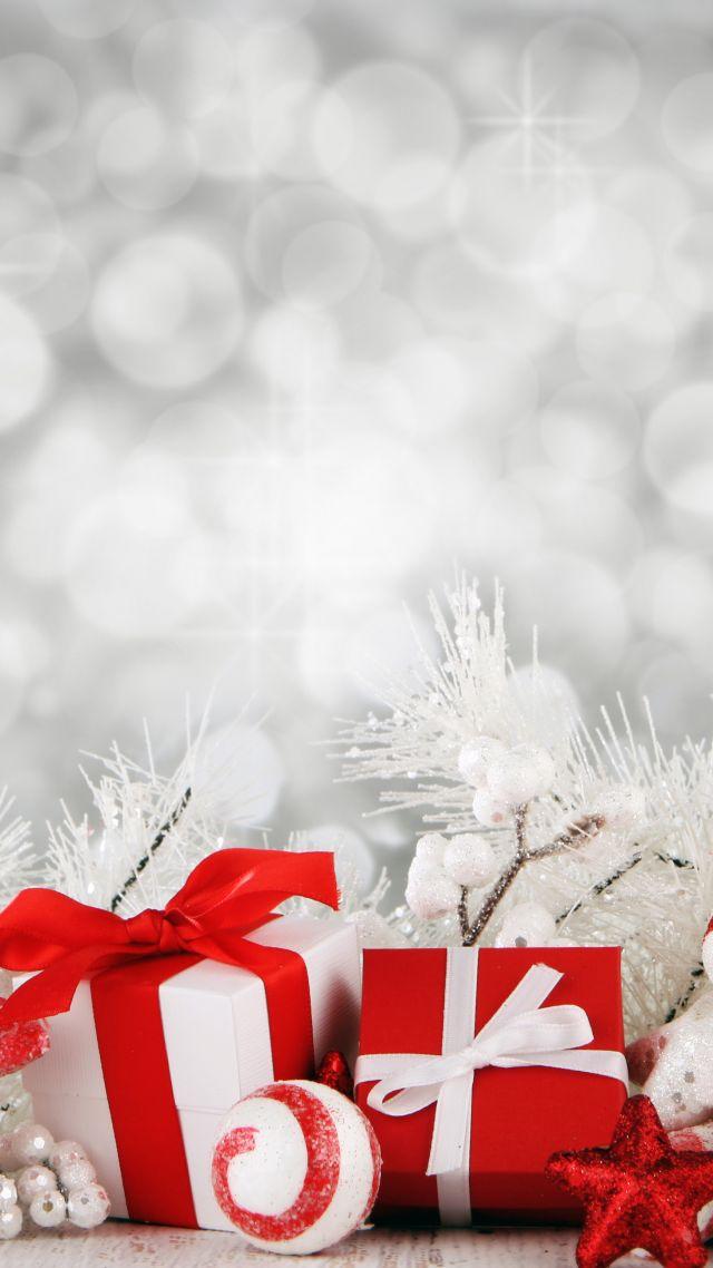 Candle Wallpaper Hd Wallpaper Christmas New Year Gist Box Star