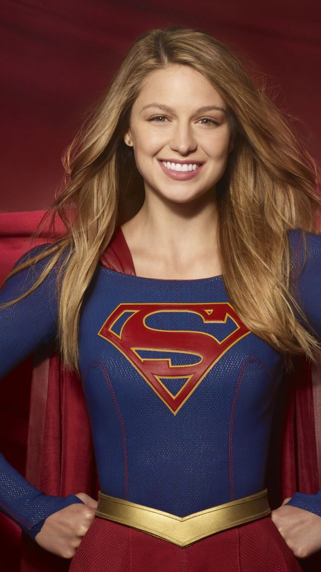Sci Fi Iphone Wallpaper Wallpaper Supergirl Melissa Benoist Best Tv Series