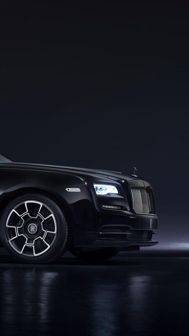 Car Black Wallpaper Vertical Wallpaper Rolls Royce Wraith Quot Black Badge Quot Geneva Auto
