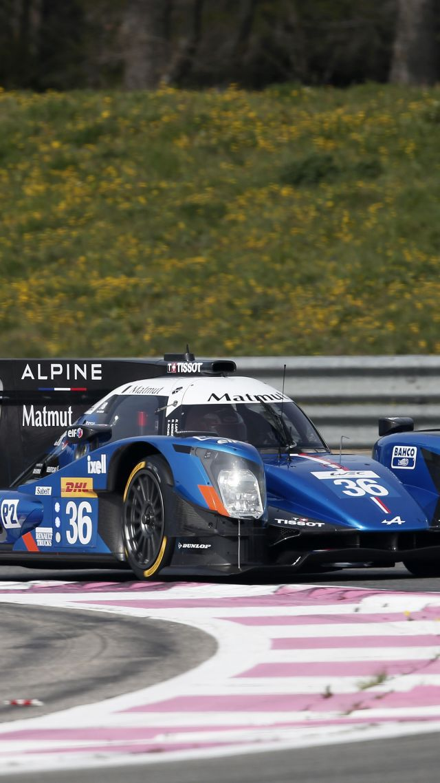 Wallpapers For Girls Spark Wallpaper Alpine A460 Sport Cars Le Mans Lmp2 Cars