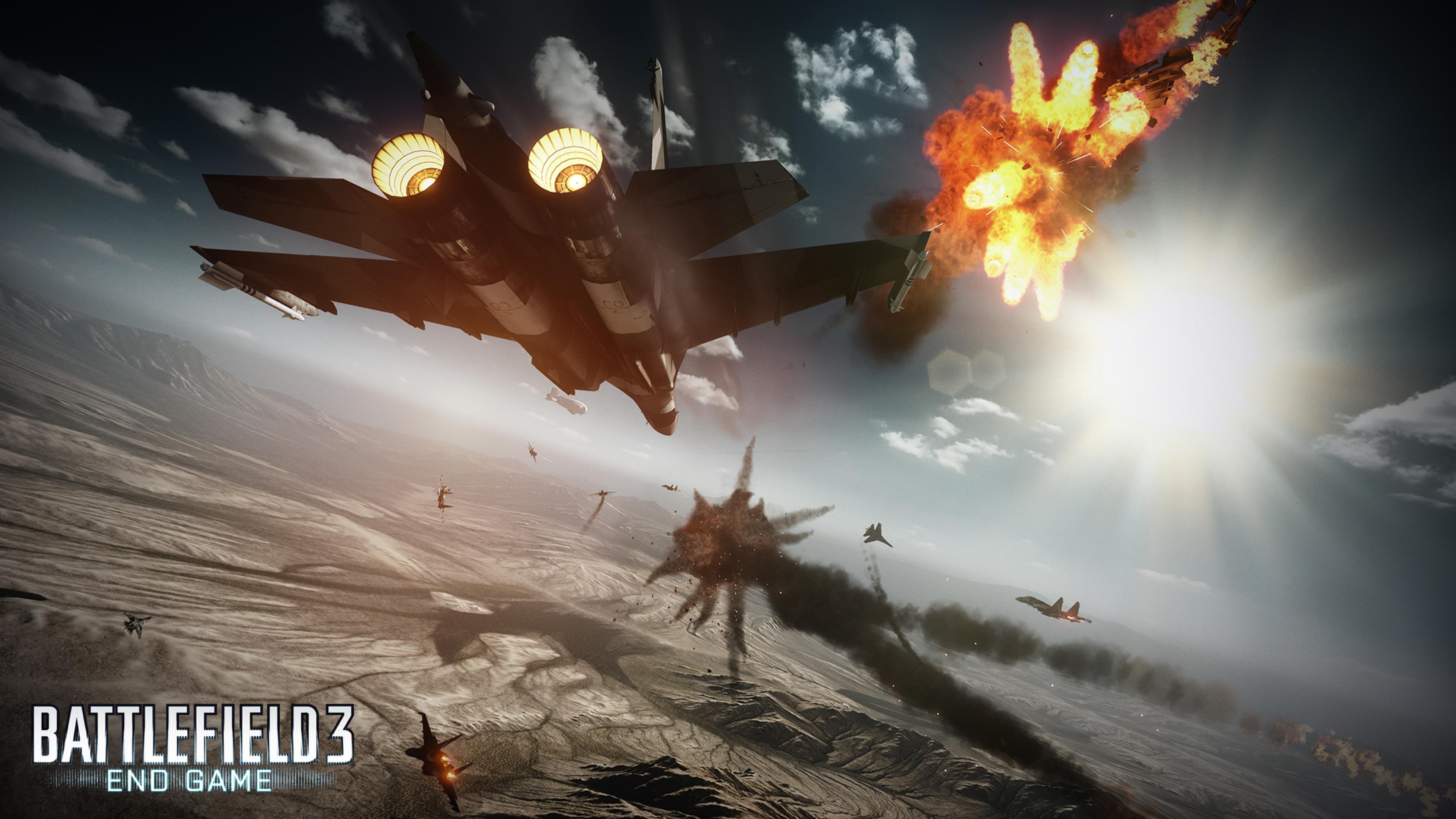 Skyrim Fall Wallpaper Hd Wallpaper Battlefield 3 End Game Best Games Game
