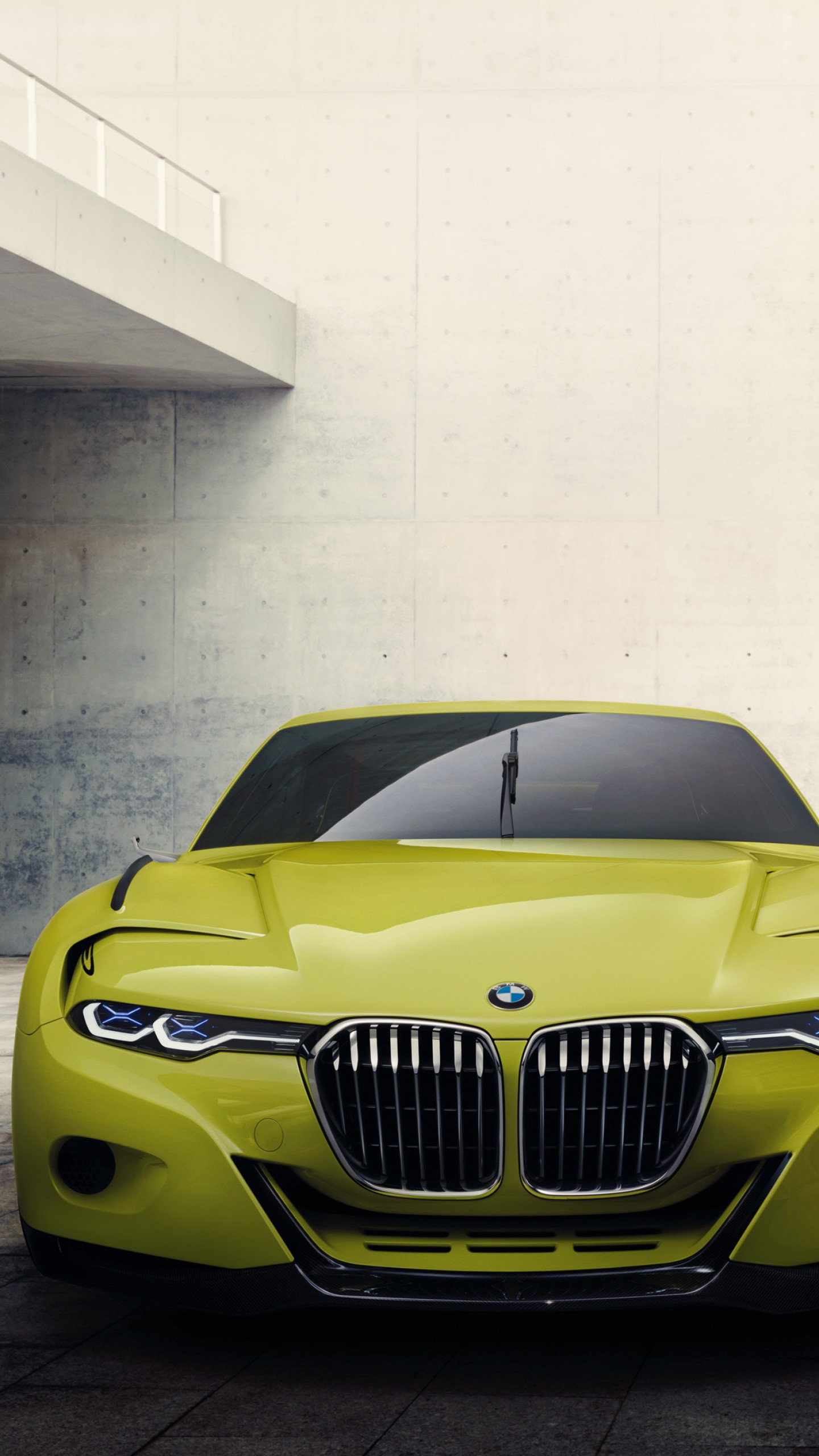 Car Background Wallpaper Hd Download Wallpaper Bmw 3 0 Csl Yellow Sports Car Bmw Xdrive