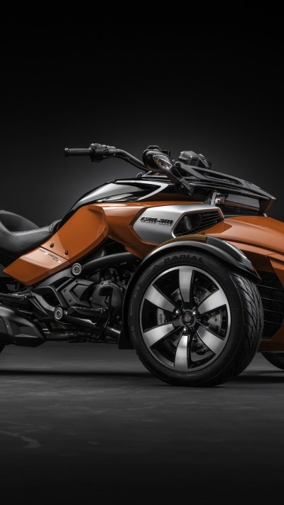 Wallpaper BRP Can-Am Spyder, F3-S, roadster, motorcycle, cruiser, review, test drive, buy, rent ...