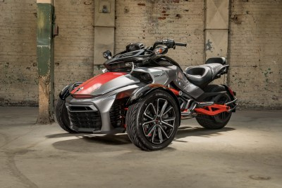 Wallpaper CAN-AM SPYDER F3-T, concept, tricycle, Cars & Bikes #7625