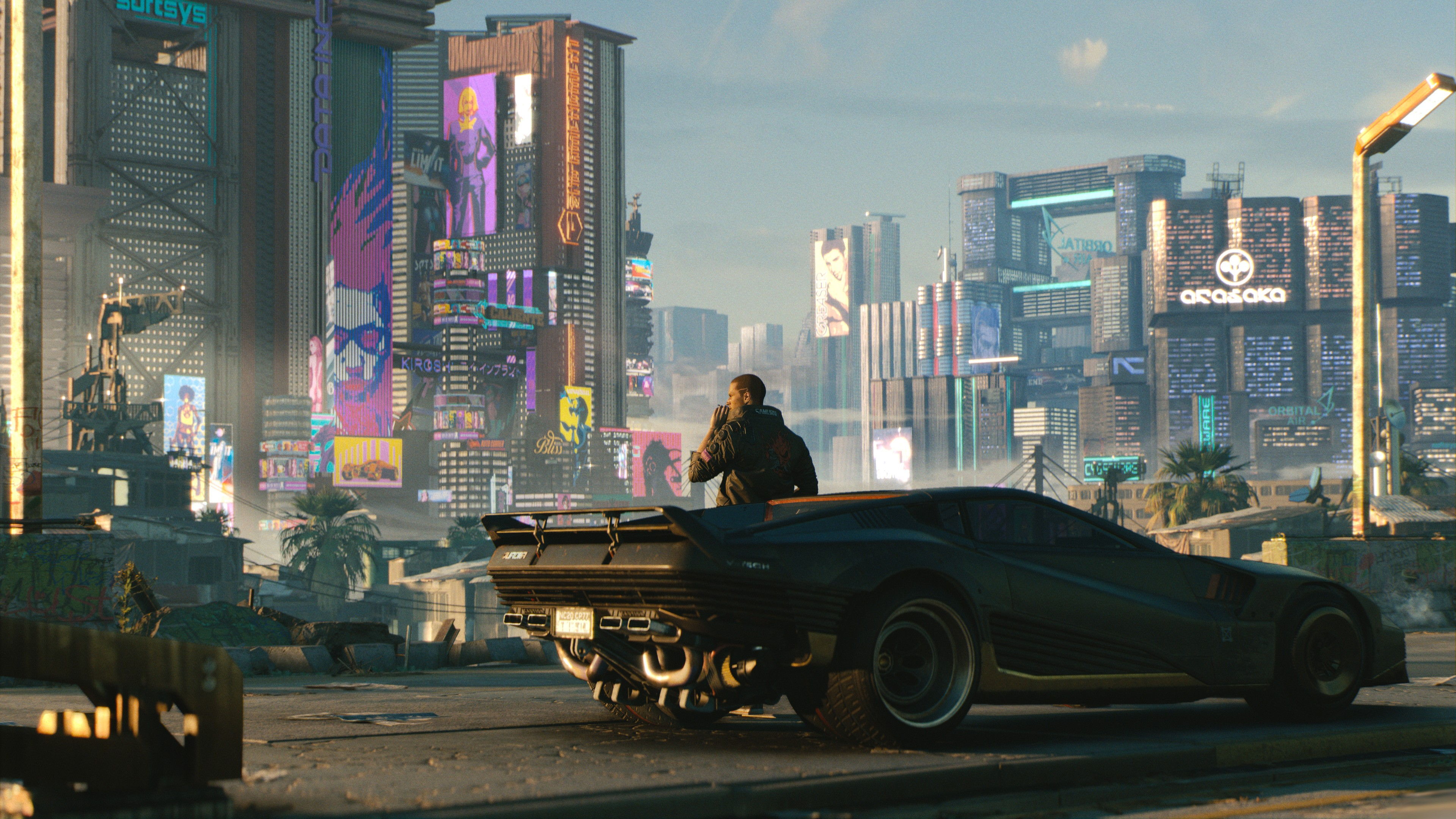 1920x1080 Cars Wallpaper Wallpaper Cyberpunk 2077 E3 2018 Screenshot 4k Games