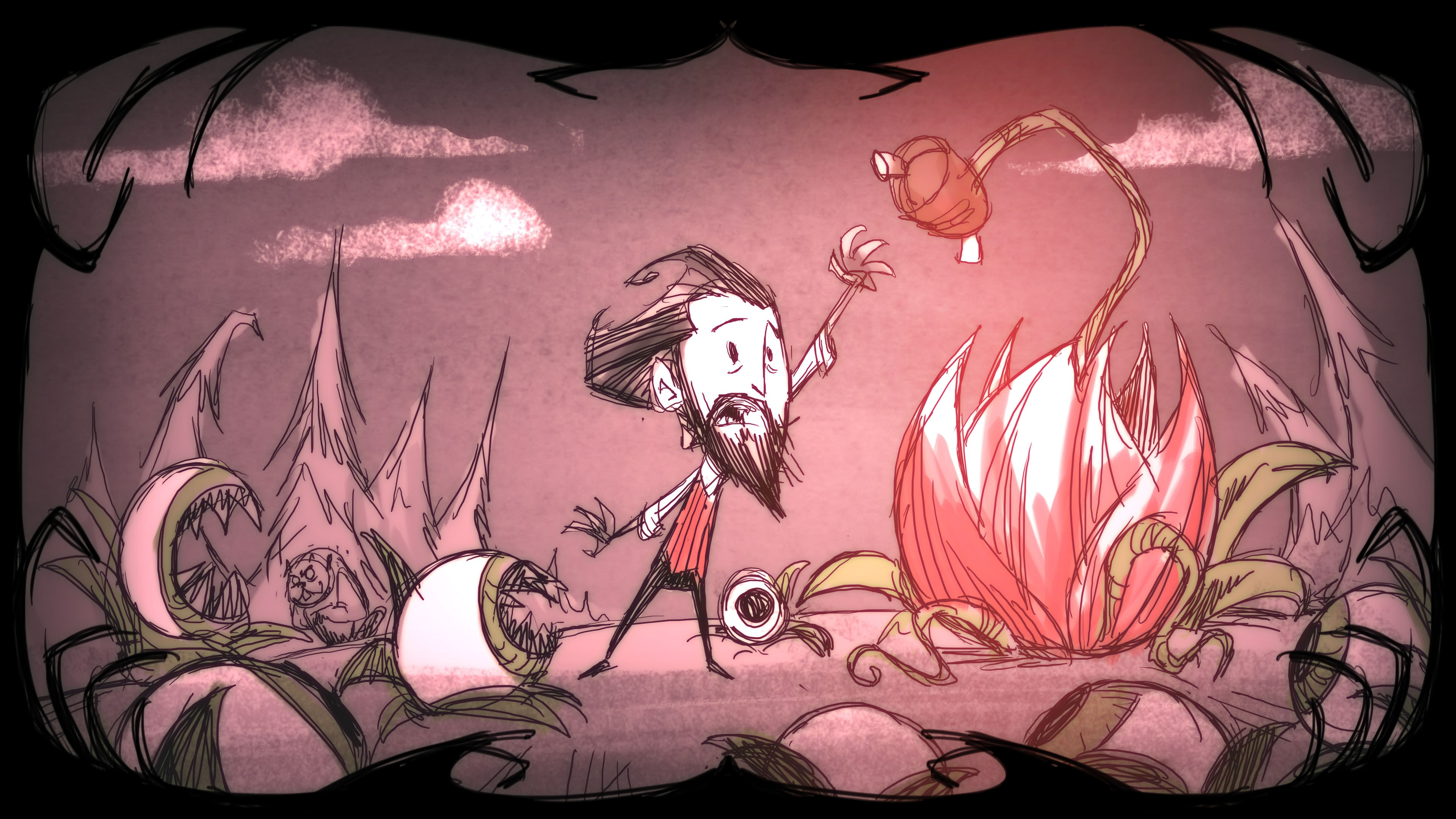 Adventure Quotes Wallpaper Wallpaper Don T Starve Shipwrecked Best Games Fairy