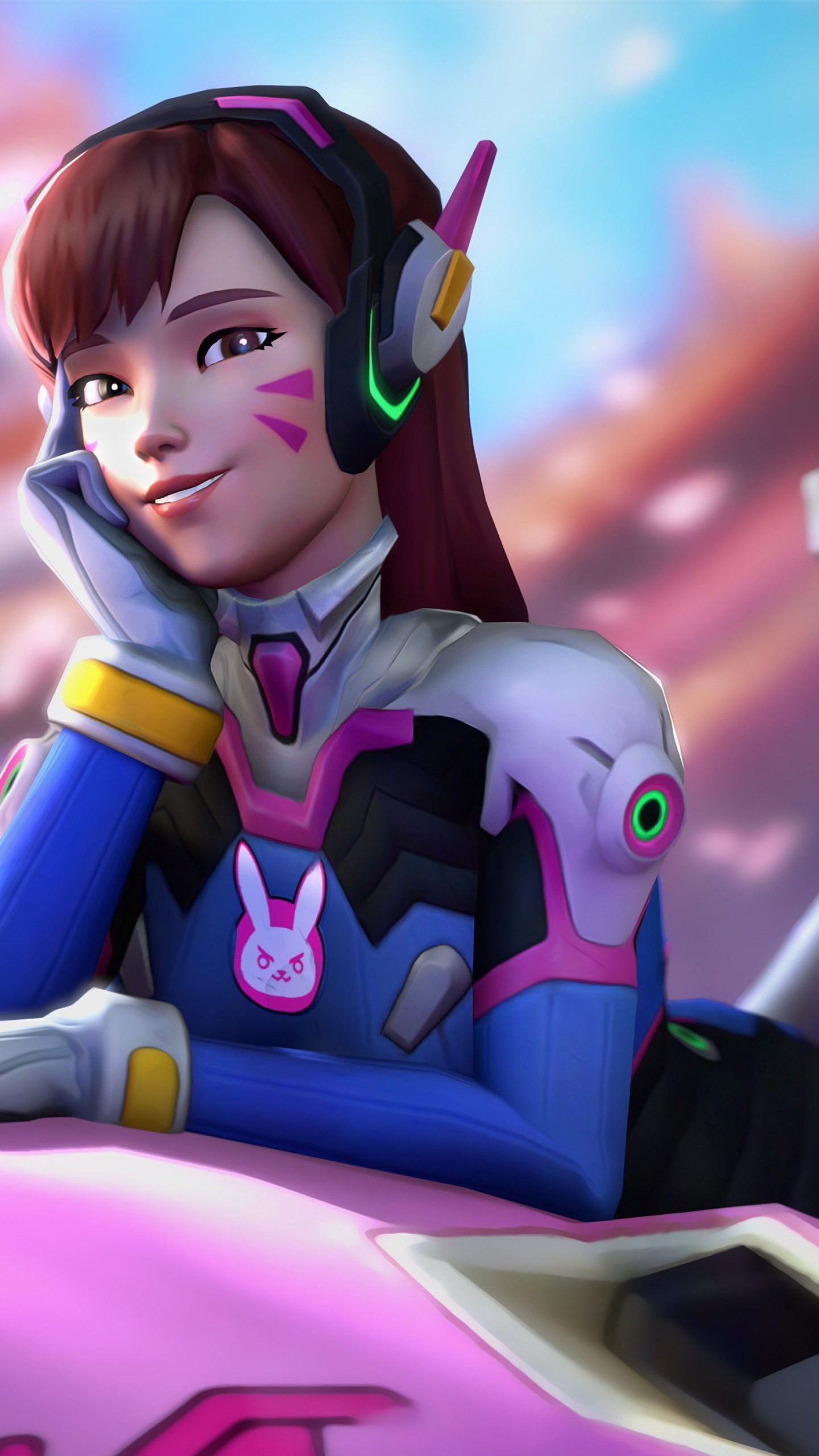 Hd Wallpaper Quotes For Android Wallpaper Dva Hd 4k Overwatch D Va Games 10276