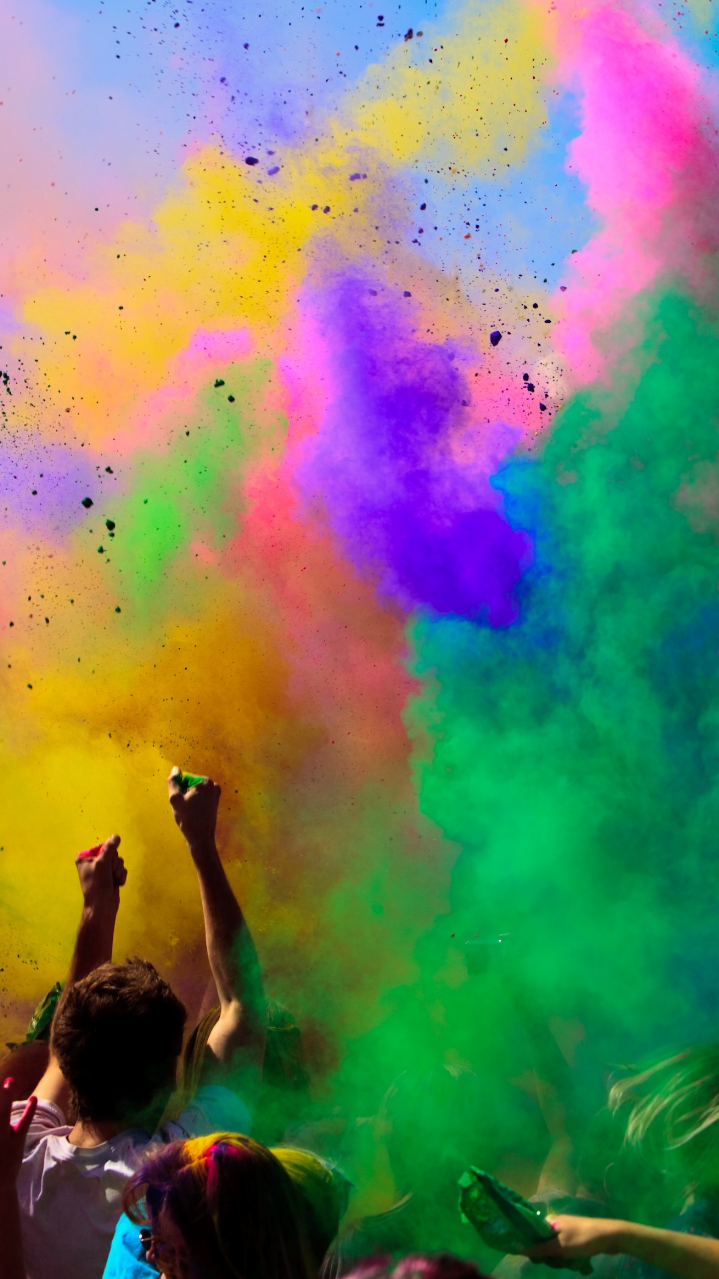 Cupcakes Cute Wallpaper Wallpaper Holi Festival Of Colours Indian Holiday Spring