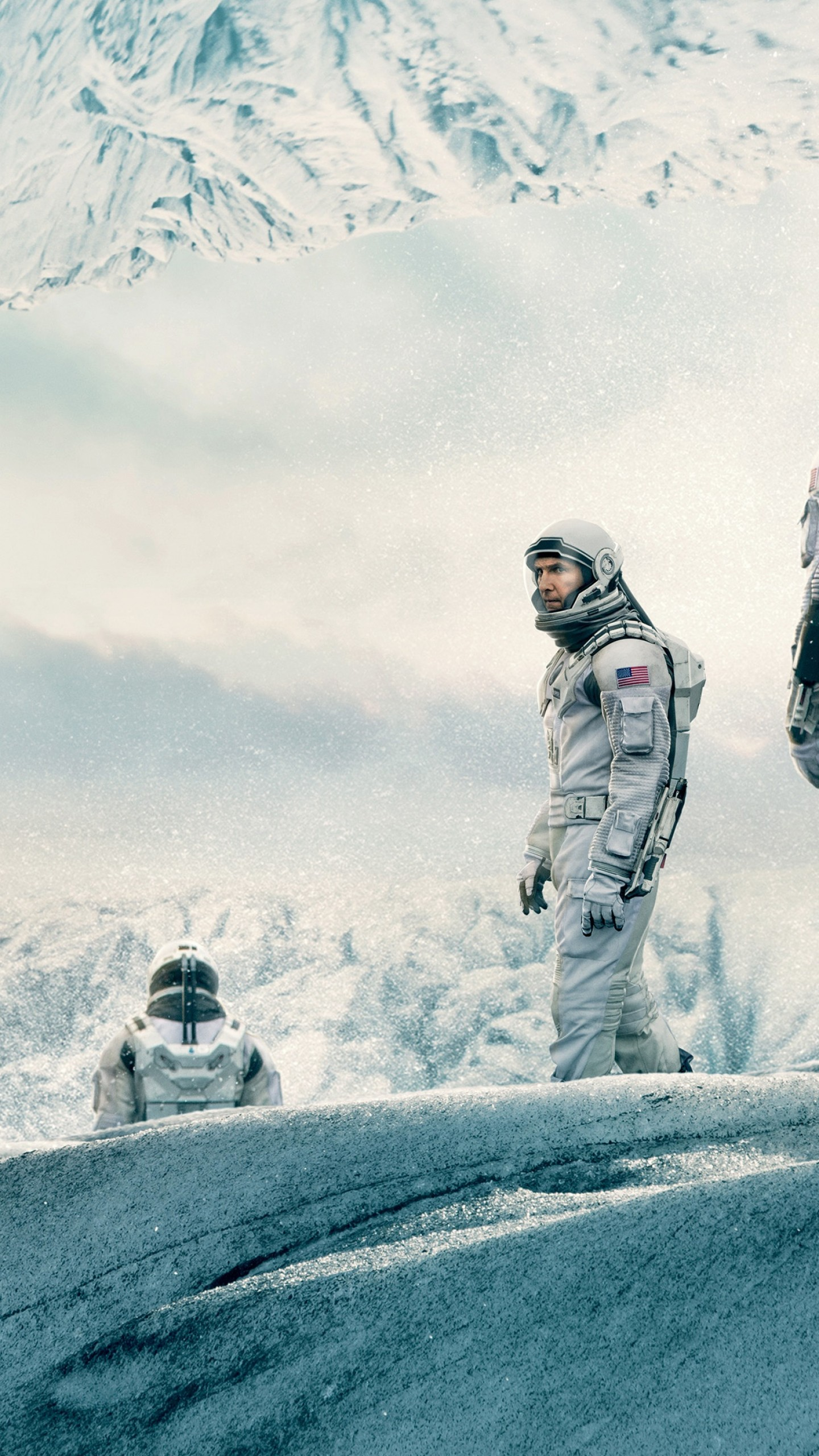 Girl Wallpaper Hd Wallpaper Interstellar Movie Matthew Mcconaughey Space