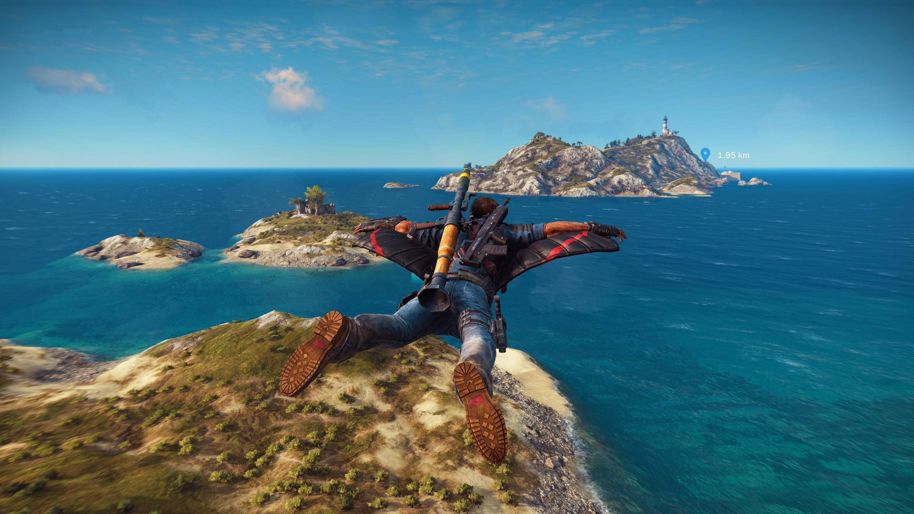 Best Hd Wallpapers With Quotes Wallpaper Just Cause 3 Best Games Shooter Open World