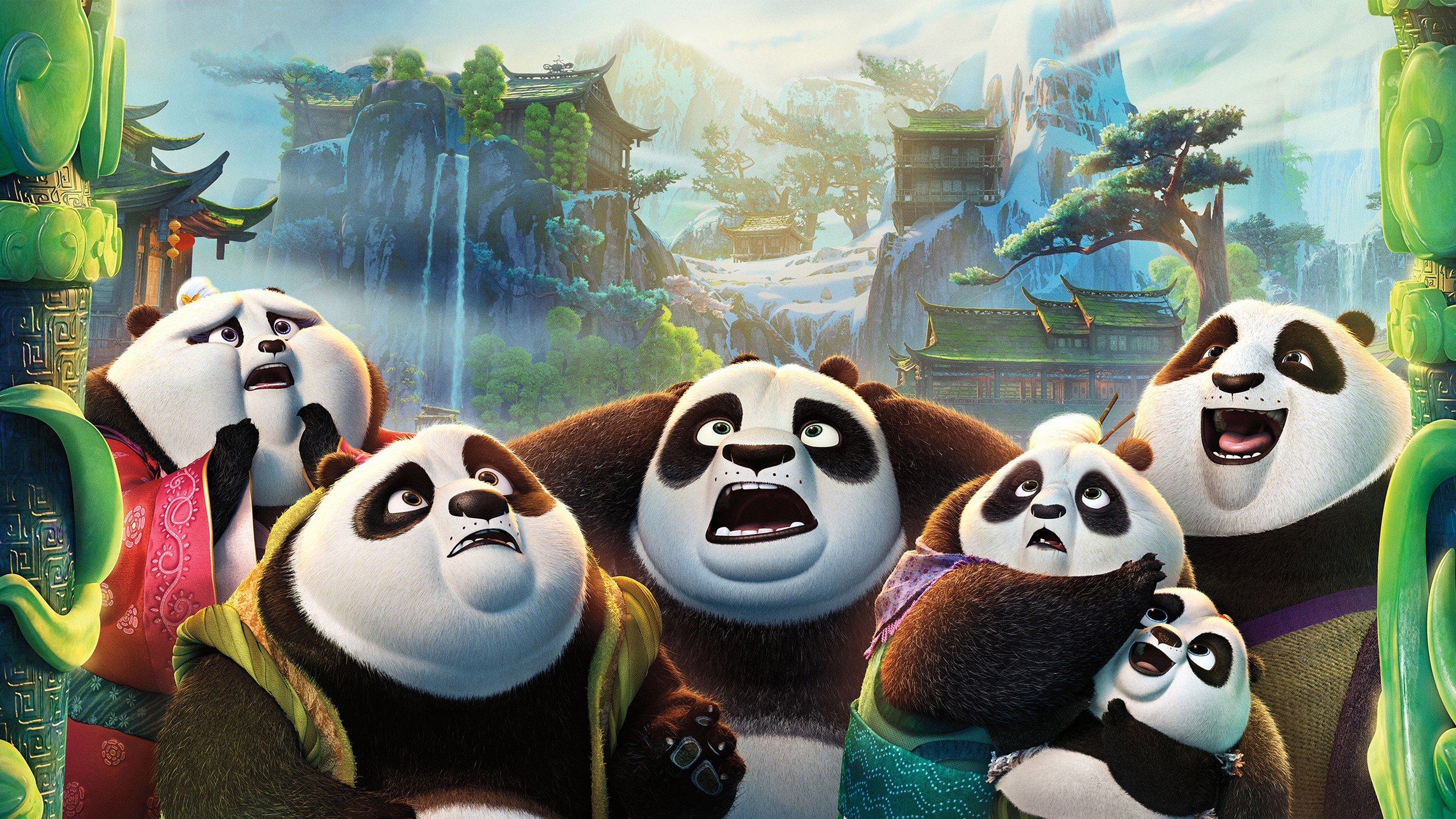 Kung Fu Panda Wallpapers With Quotes Wallpaper Kung Fu Panda 3 Movies 7124