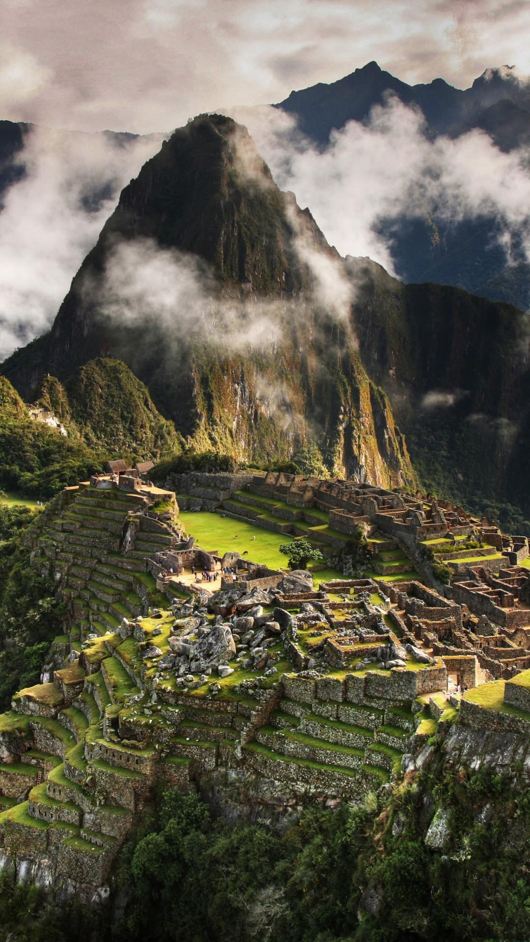Download Wallpapers Of Beautiful Girls Wallpaper Machu Picchu 5k 4k Wallpaper Peru Mountains
