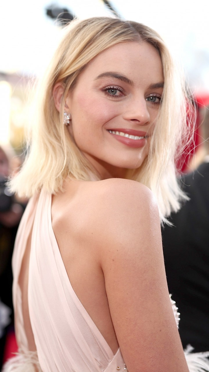 Home Screen Wallpaper With Quotes Wallpaper Margot Robbie Photo Screen Actors Guild Awards