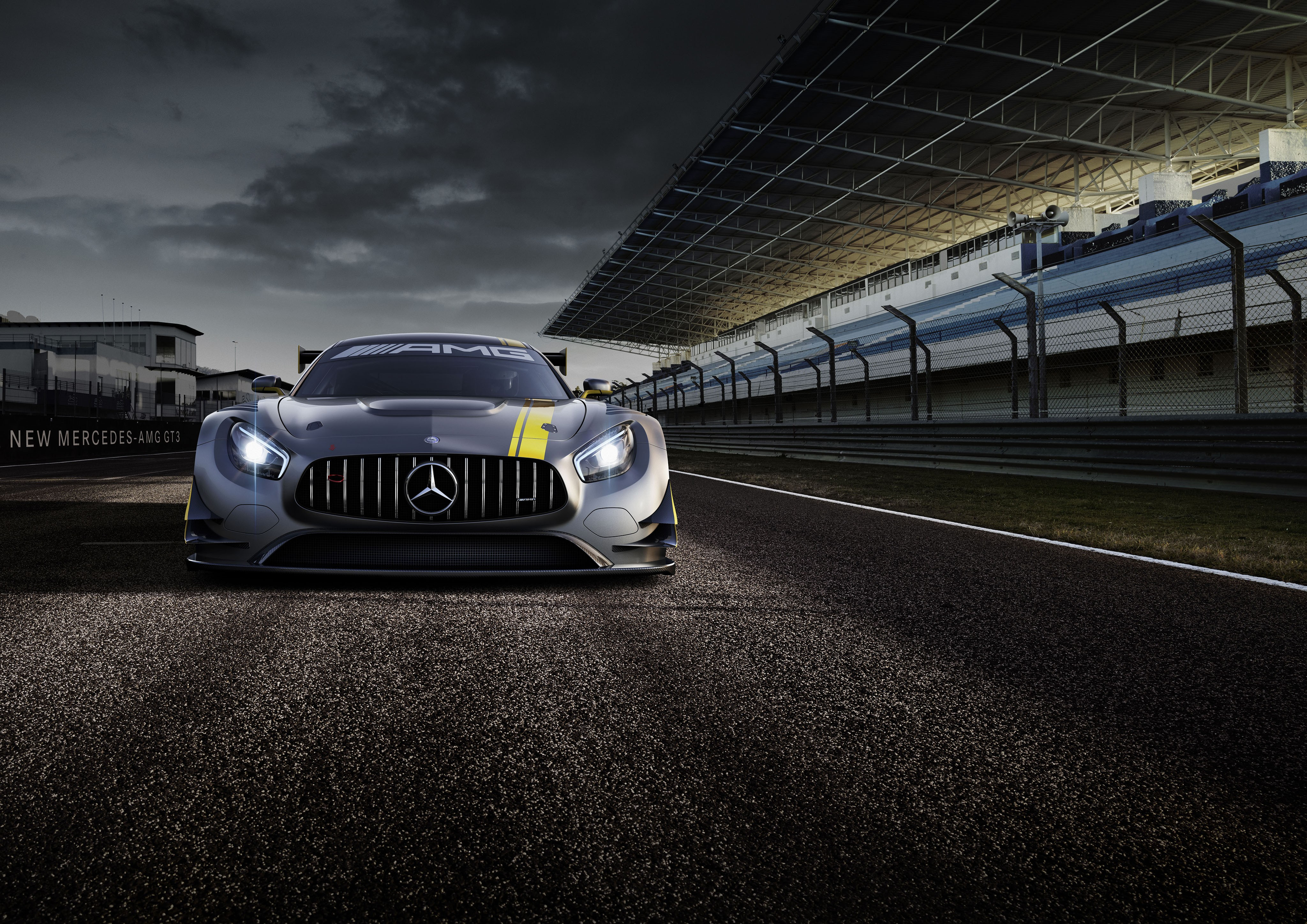 Windows Phone Car Wallpapers Wallpaper Mercedes Amg Gt3 Hypercar Coupe Gray Cars