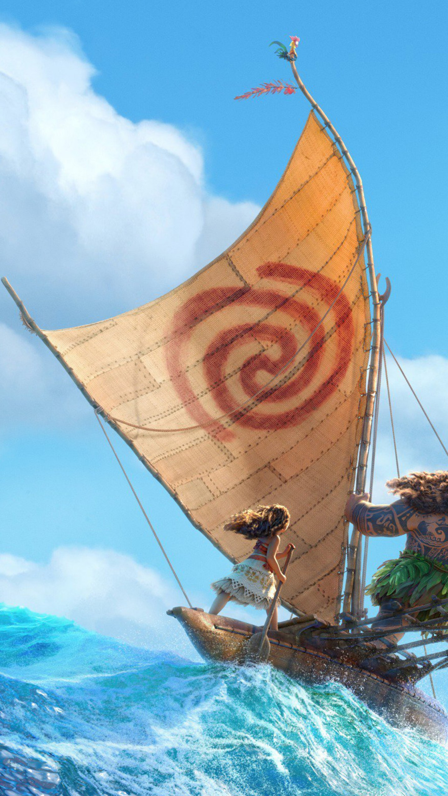 Us Military Hd Wallpapers Wallpaper Moana Maui Ocean Best Animation Movies Of