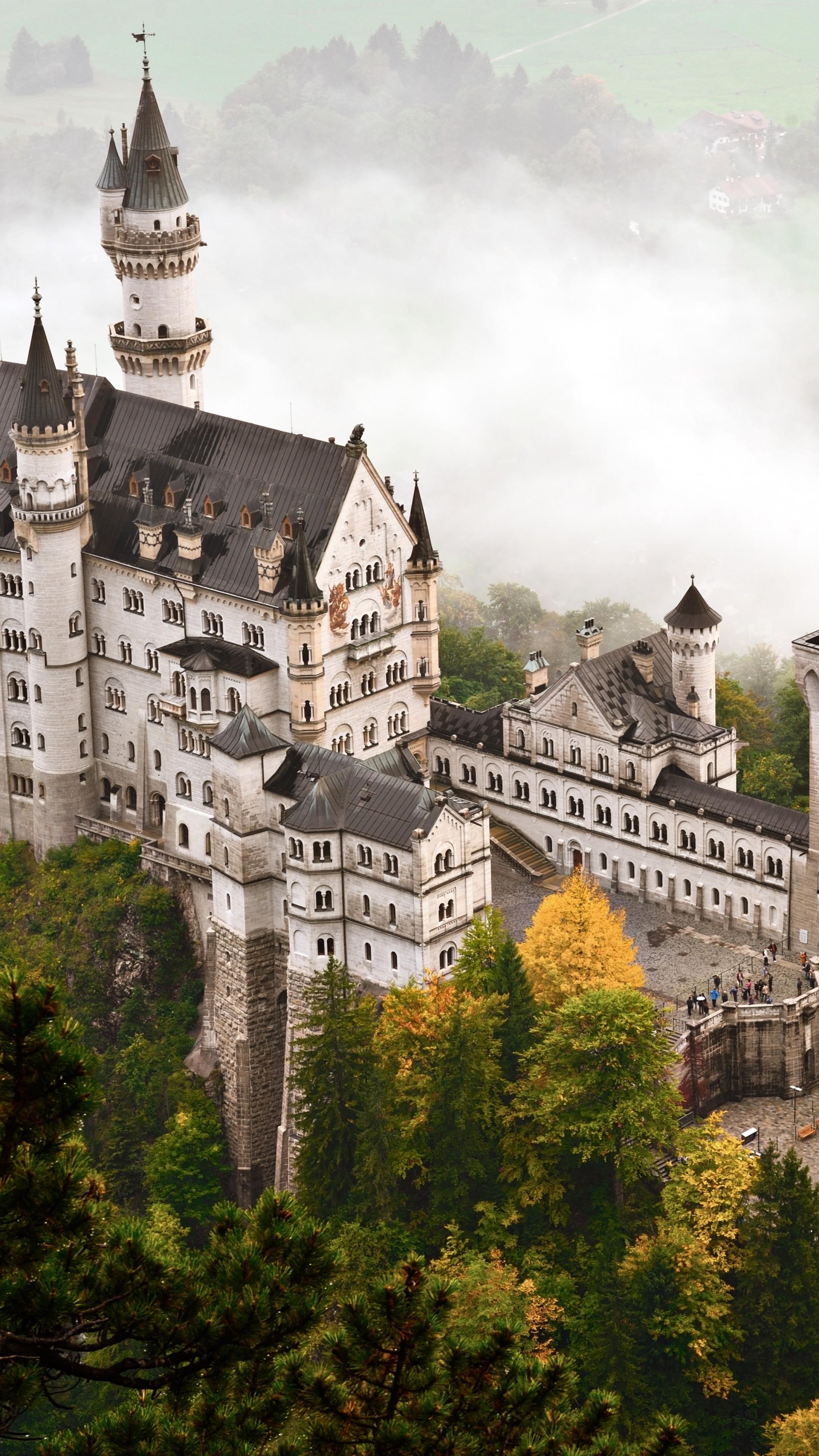 Wallpapers Cars Disney Hd Wallpaper Neuschwanstein Castle Bavaria Germany Tourism
