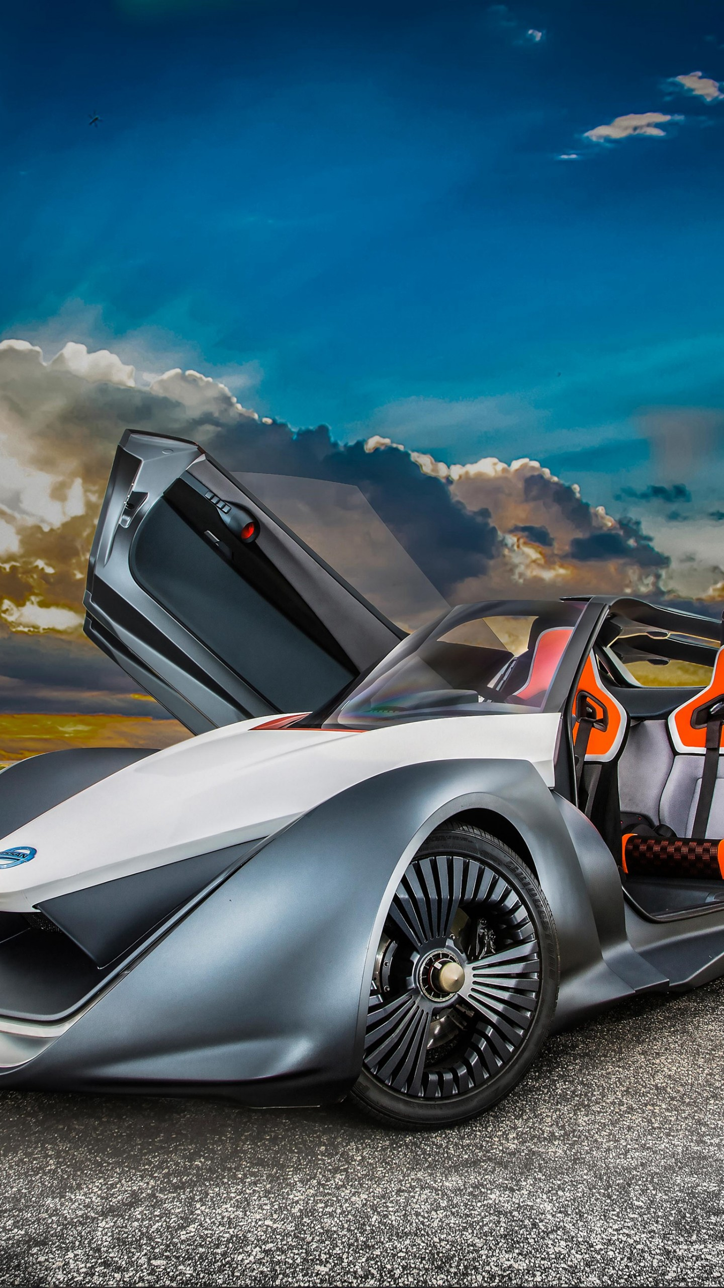 Hd Wallpaper Cars 2015 Wallpaper Nissan Bladeglider Supercar Electric Cars