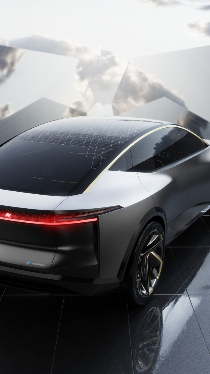 Cool Pictures For Wallpapers For Girls Wallpaper Nissan Ims Electric Cars 2019 Detroit Auto