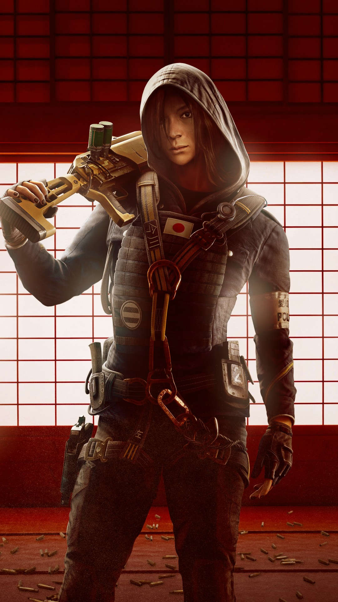 Girl Quotes Wallpaper Iphone Wallpaper Operation Red Crow Tom Clancy S Rainbow Six