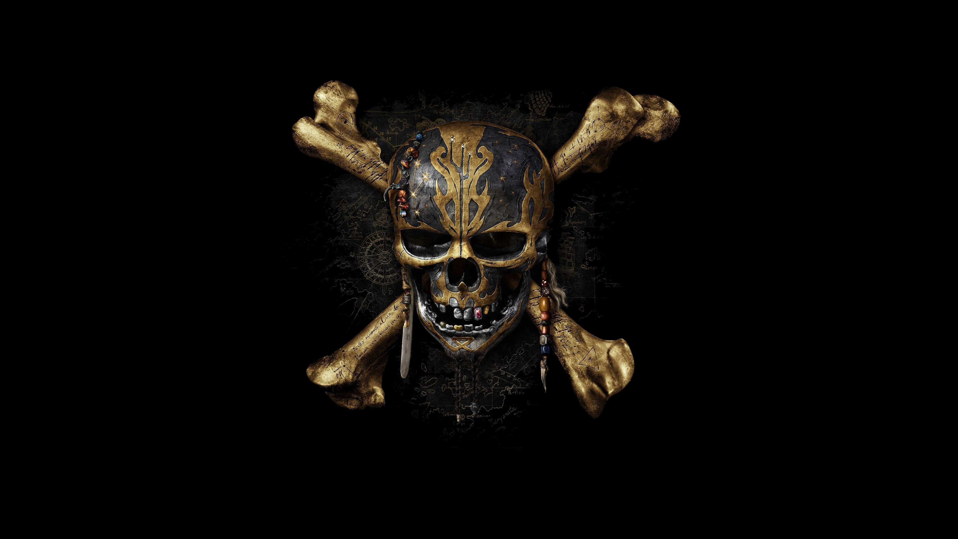 Pirates Of The Caribbean 3d Wallpapers Wallpaper Pirates Of The Caribbean Dead Men Tell No Tales