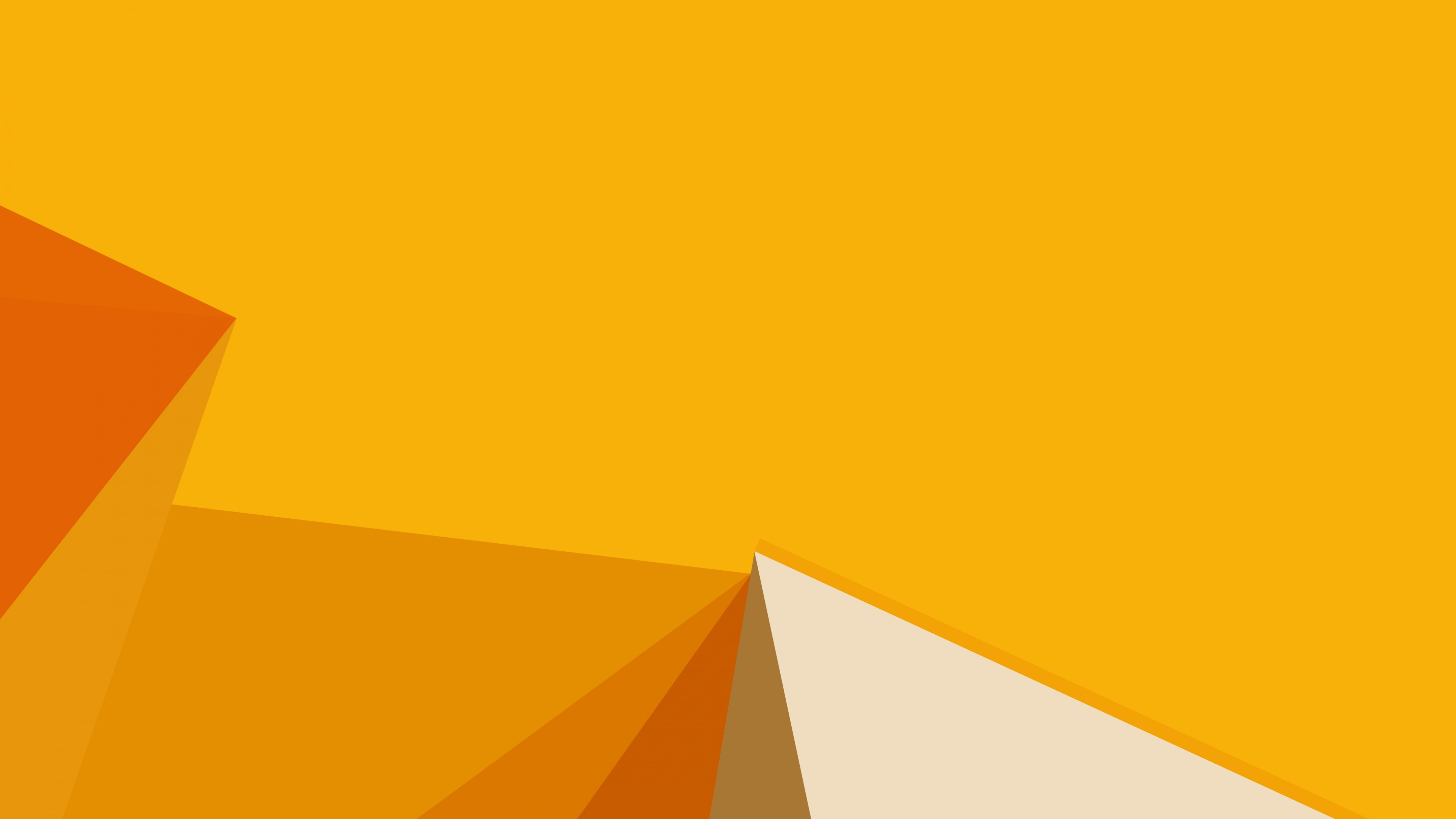 Low Poly Iphone Wallpaper Wallpaper Polygon Yellow 4k Os 15376