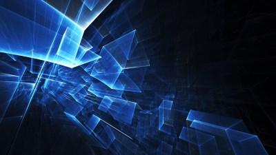 Wallpaper polygon, 4k, 5k wallpaper, 8k, 3d, cube, green, orange, blue, background, Abstract #249