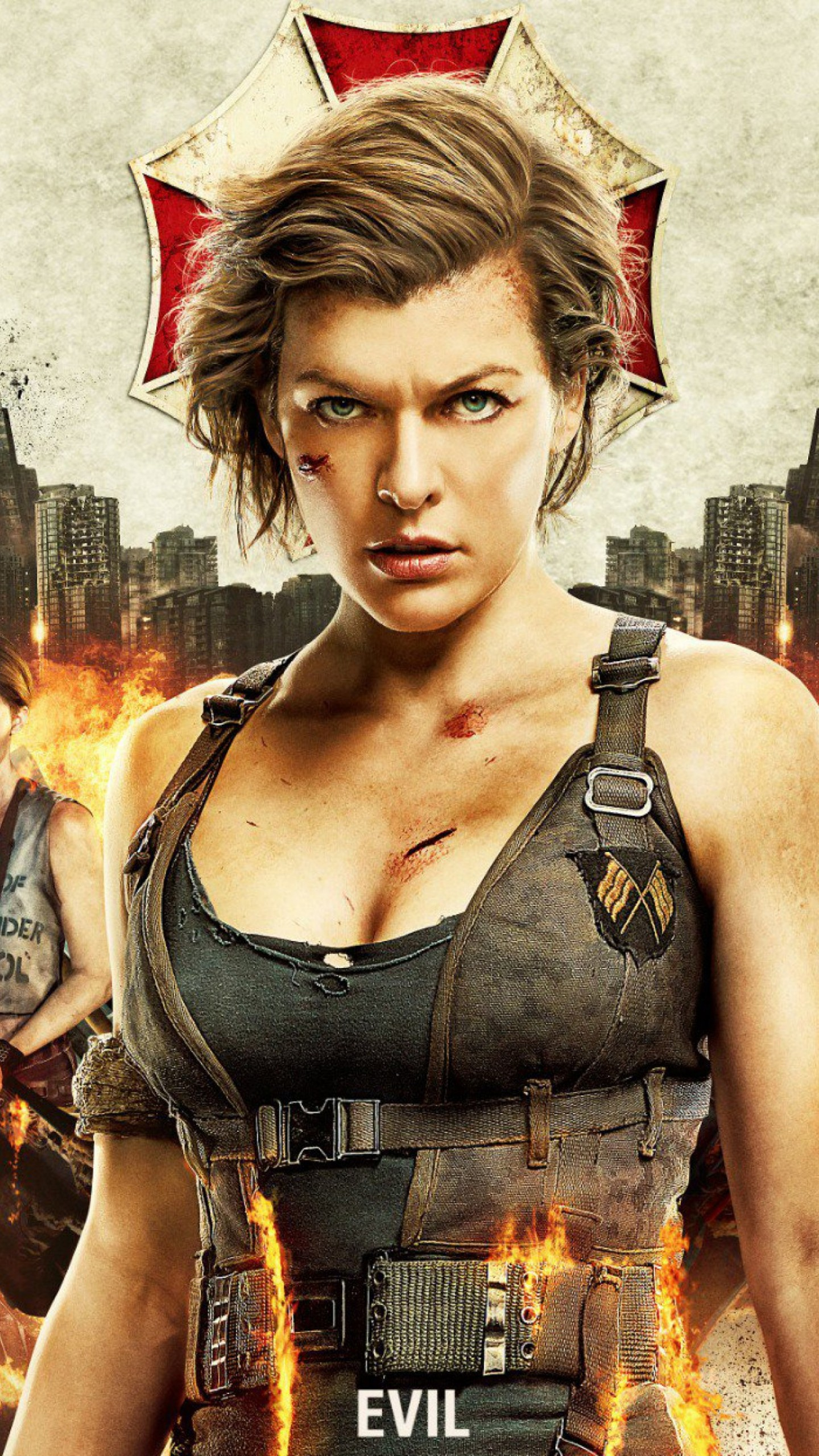1920x1080 Girls And Guuns Wallpapers Wallpaper Resident Evil The Final Chapter Milla Jovovich