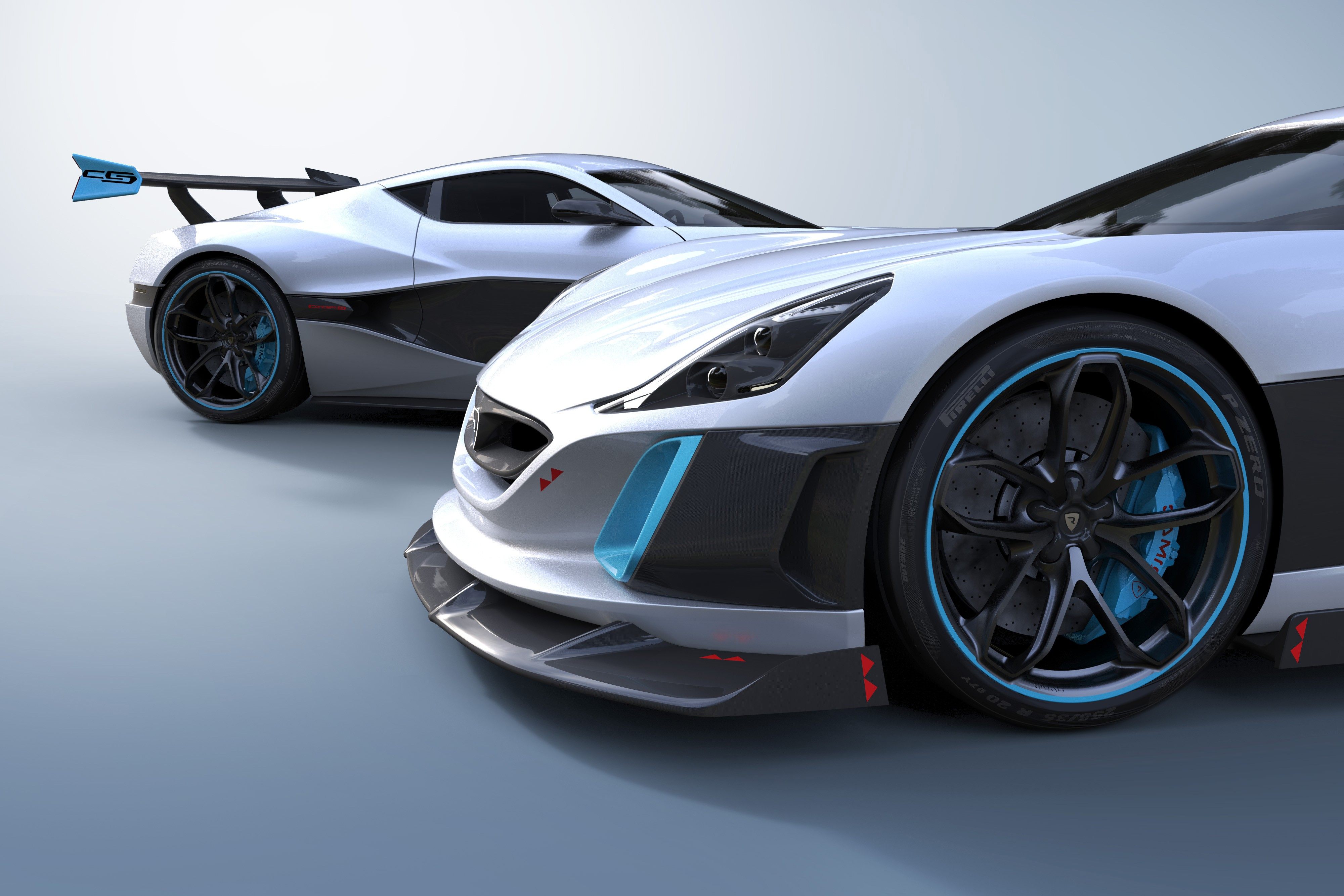 Cool Phone Wallpapers For Girls Wallpaper Rimac Concept S Electric Car Electric