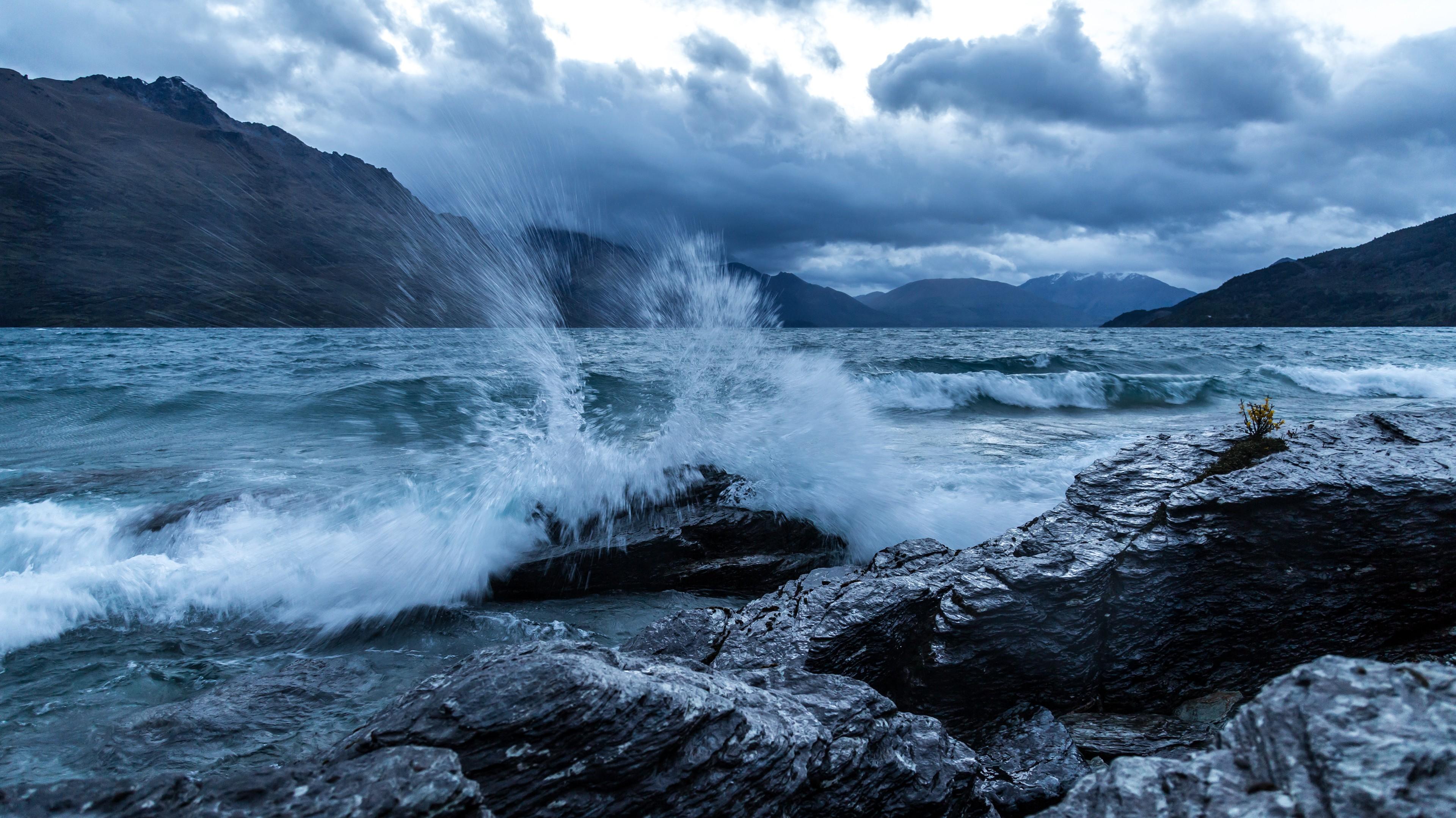 Vista Girls Wallpaper Wallpaper Sea 5k 4k Wallpaper Ocean Rocks Wave