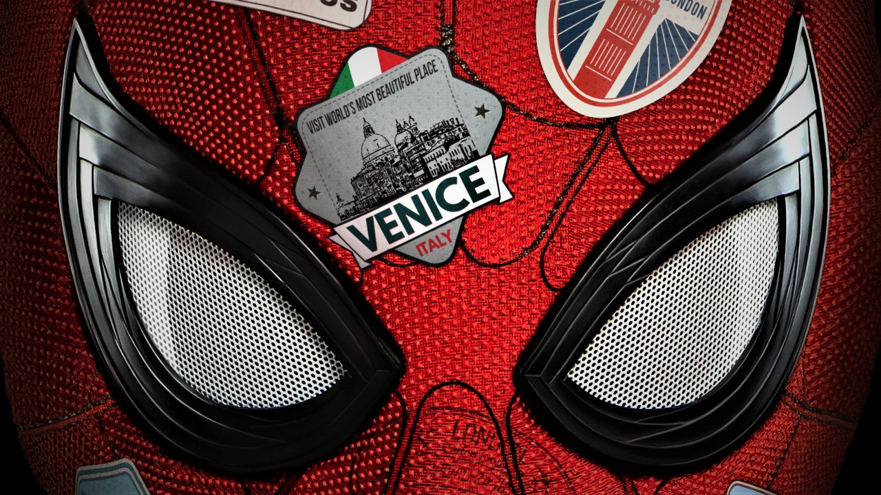 Amazing Spiderman Wallpaper Quotes Wallpaper Spider Man Far From Home Poster 4k Movies 21159
