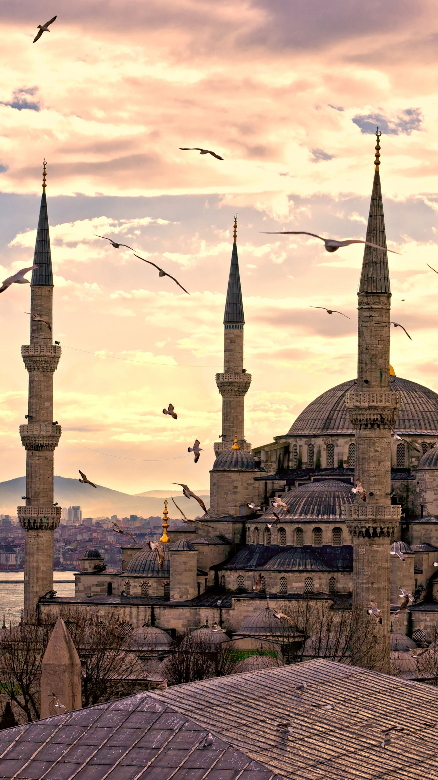 Sunrise Wallpapers With Quotes Wallpaper Sultan Ahmed Mosque Istanbul Turkey Travel