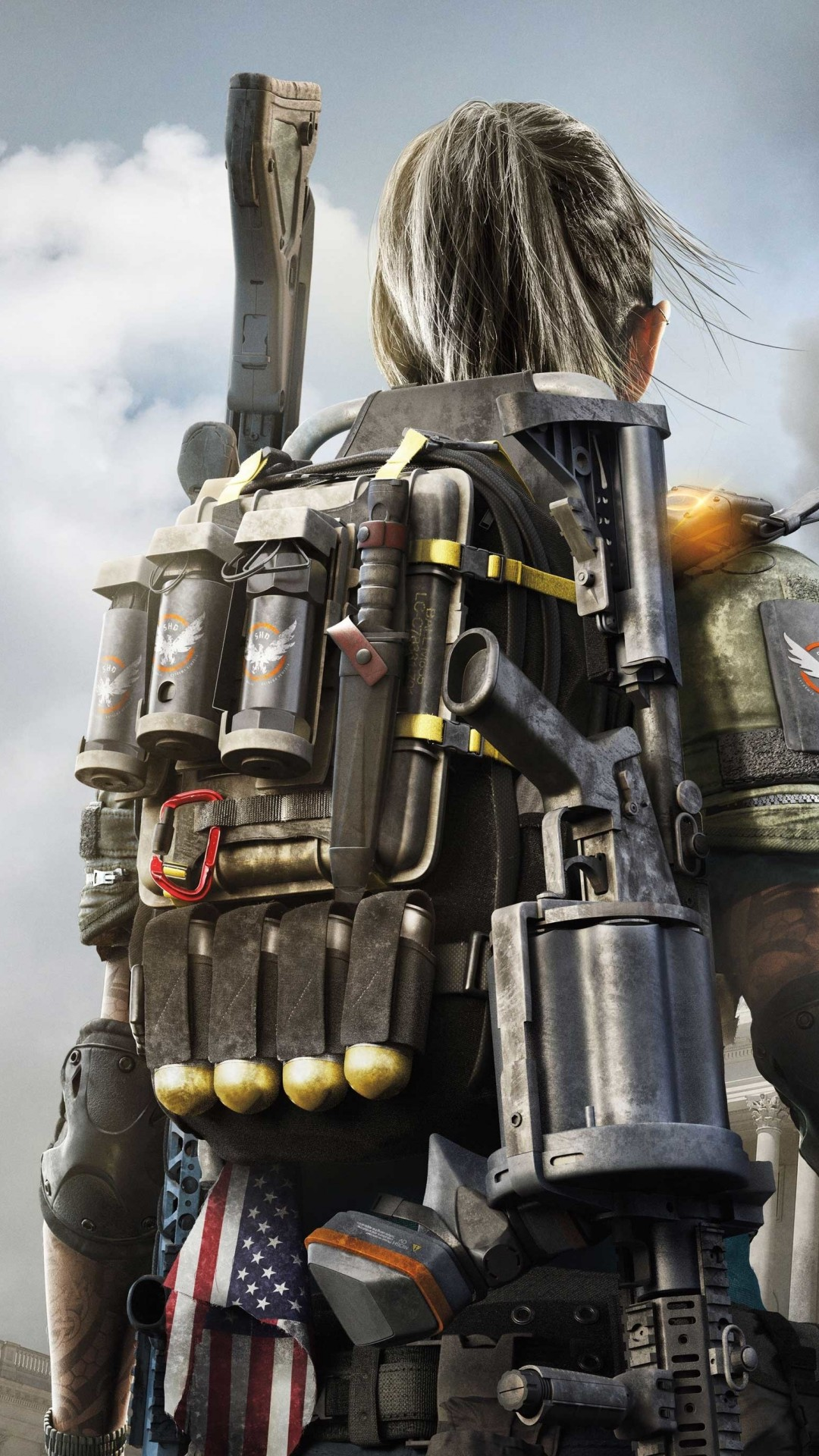 Us Military Wallpaper Quotes Wallpaper Tom Clancy S The Division 2 Gamescom 2018