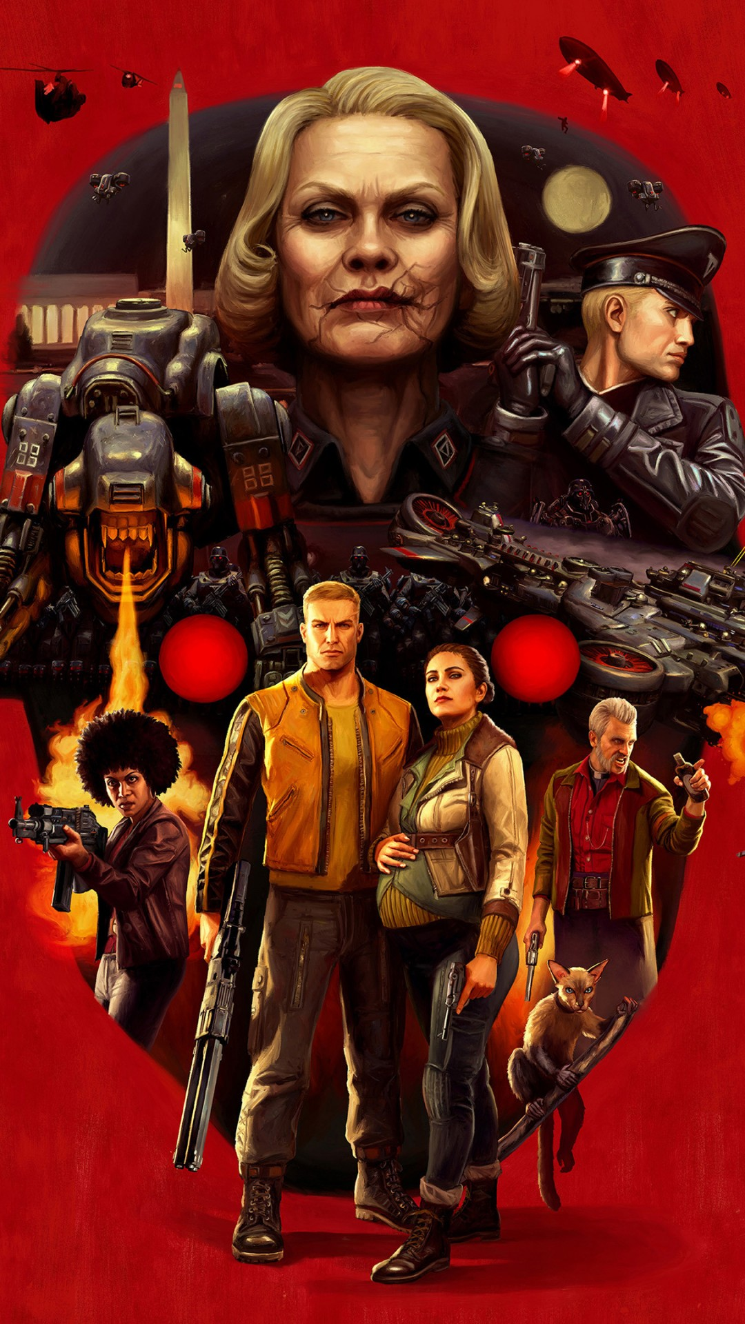 Iron Man 2 Hd Wallpapers Wallpaper Wolfenstein 2 The New Colossus Poster 4k