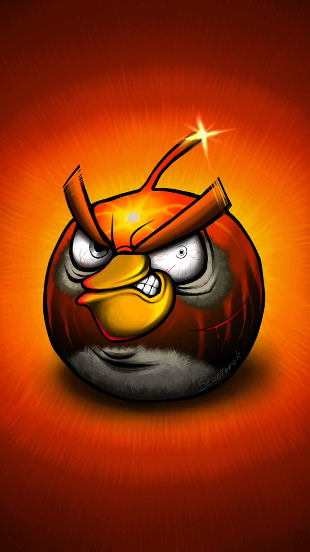 Galaxy S5 Fall Wallpaper Iphone 6 Plus Angry Birds 17 Hd Wallpaper