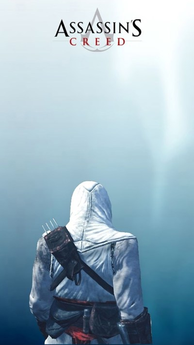 iPhone 6 plus Assassins Creed 02 HD Wallpaper - wallpapersmobile.net