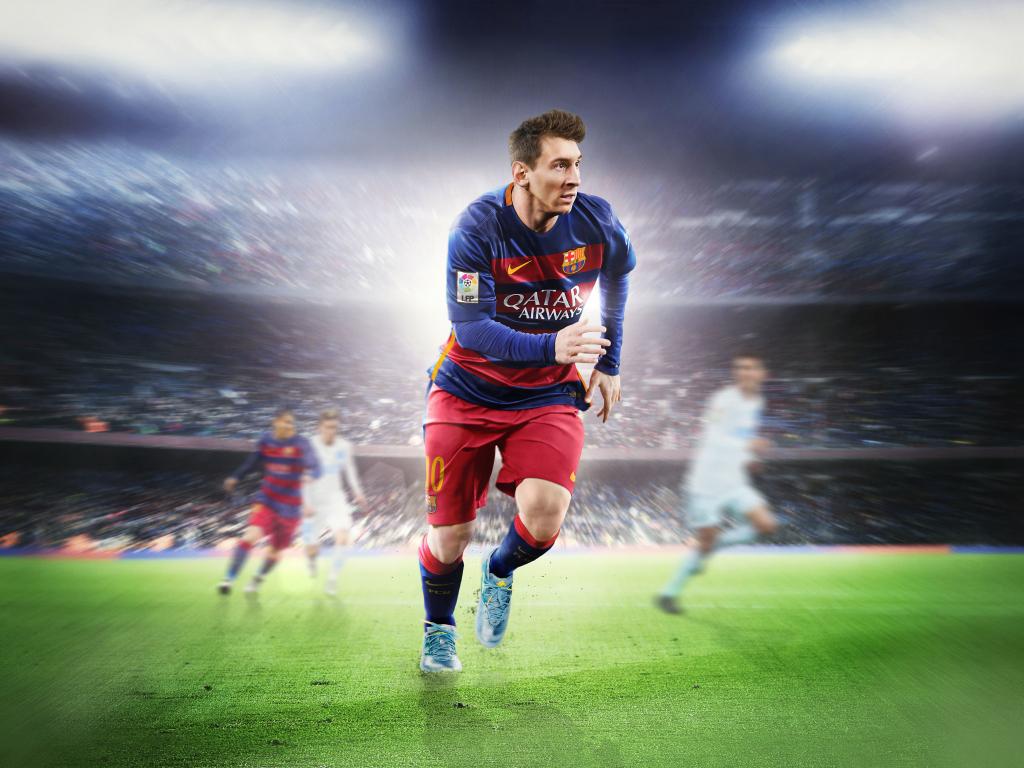 Wallpaper 4k Samsung Galaxy S8 Girls Desktop Wallpaper Lionel Messi Footballer Fifa 16 Ea
