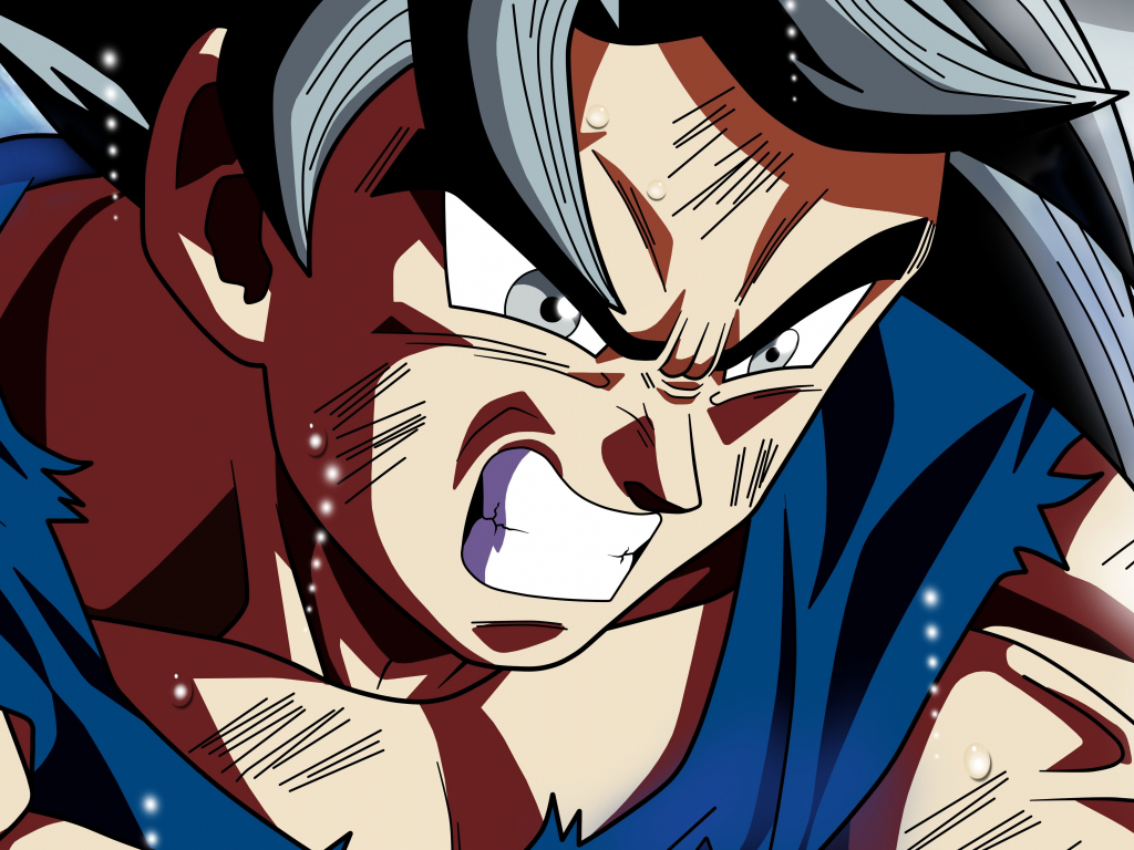 Cute Wallpaper For S5 Desktop Wallpaper Goku Angry Face Anime Dragon Ball