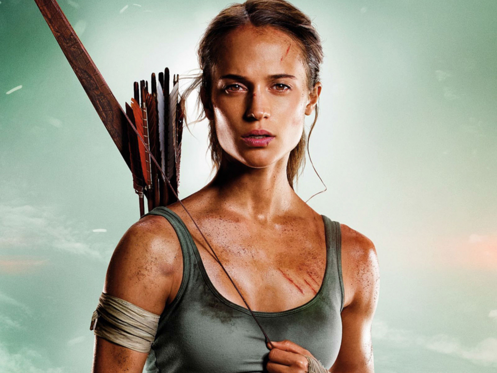Cars Movie Hd Wallpapers 1080p Desktop Wallpaper Tomb Raider 2018 Movie Alicia Vikander