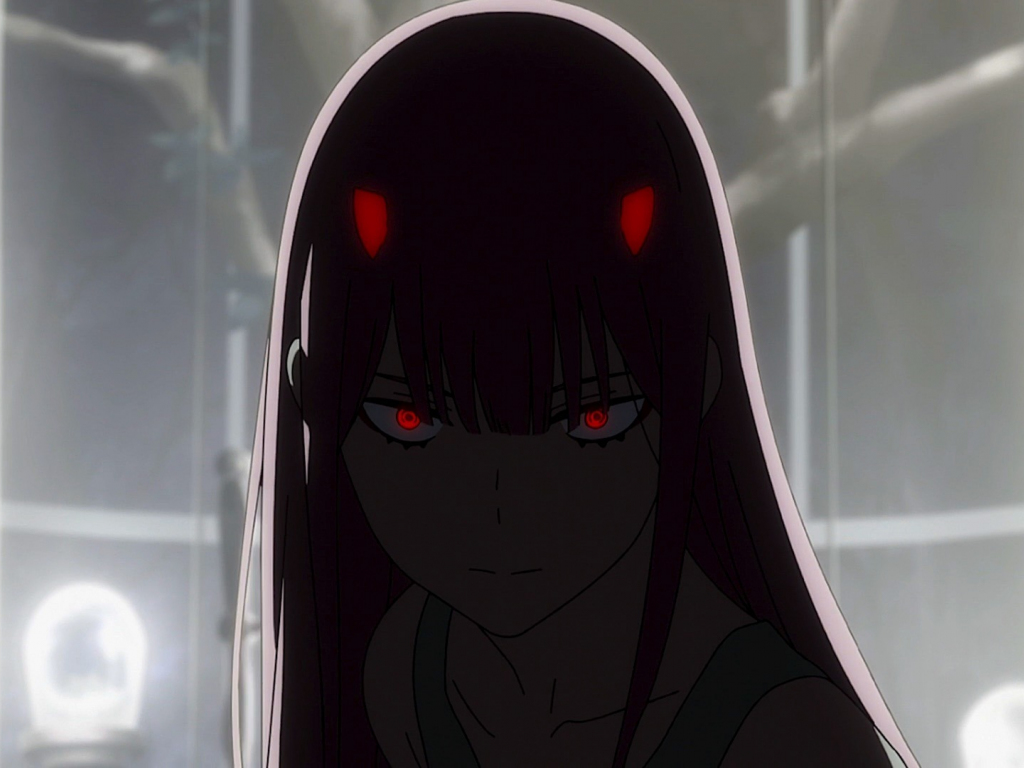 anime eyes girl