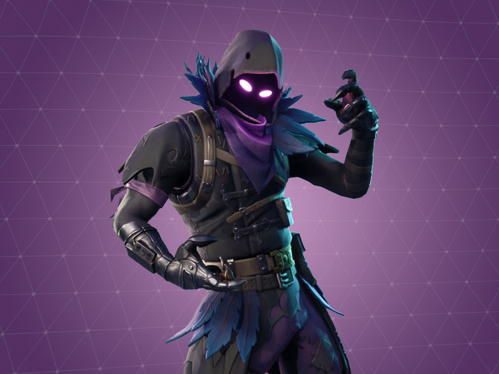 Cute Wallpaper For S5 Desktop Wallpaper Fortnite Warrior Video Game Raven