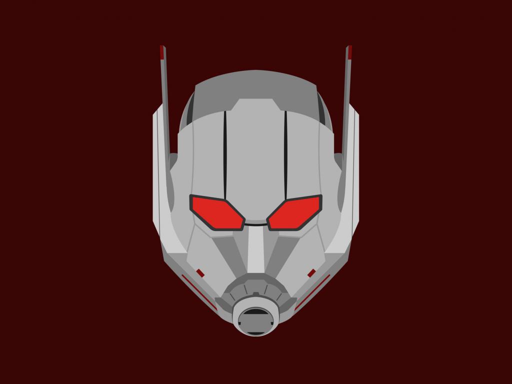 Anime Wallpaper For Ps Vita Desktop Wallpaper Ant Man Mask Superhero Minimal Hd