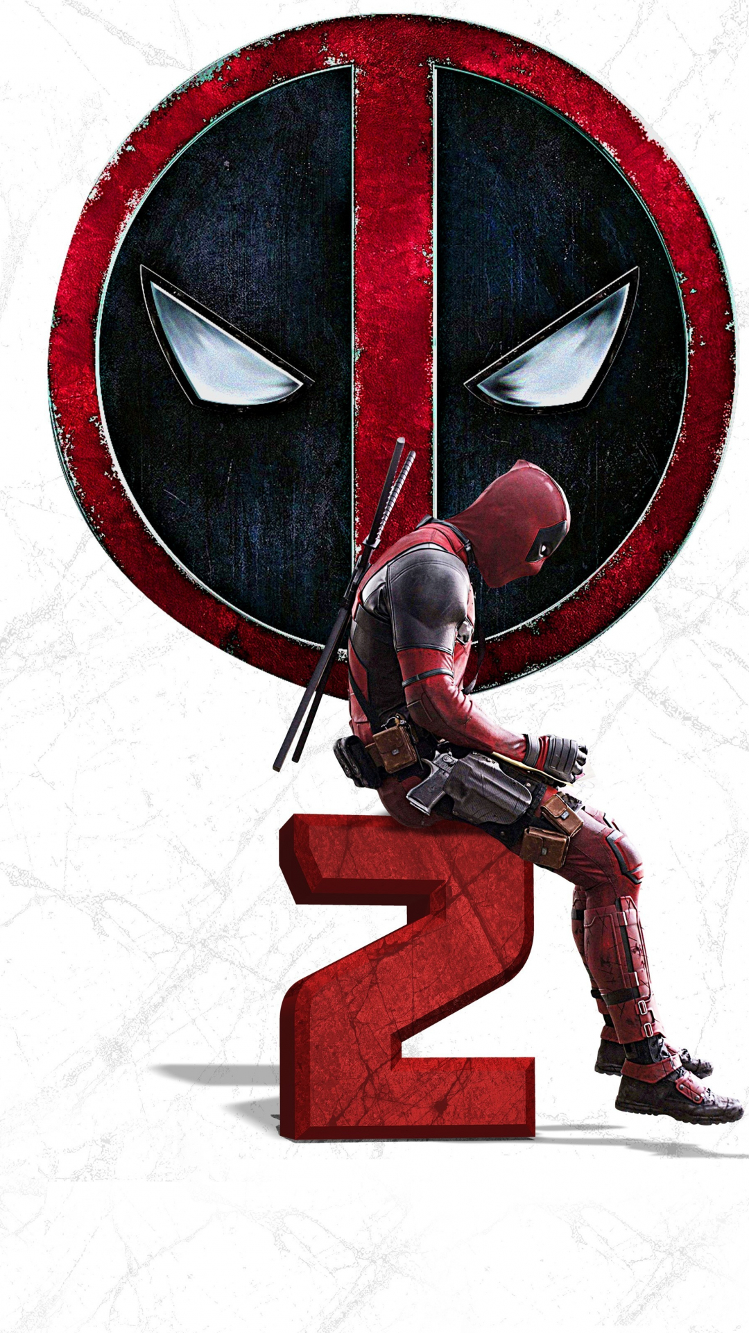 Wallpaper 4k Samsung Galaxy S8 Girls Download 1080x1920 Wallpaper Deadpool 2 2018 Movie