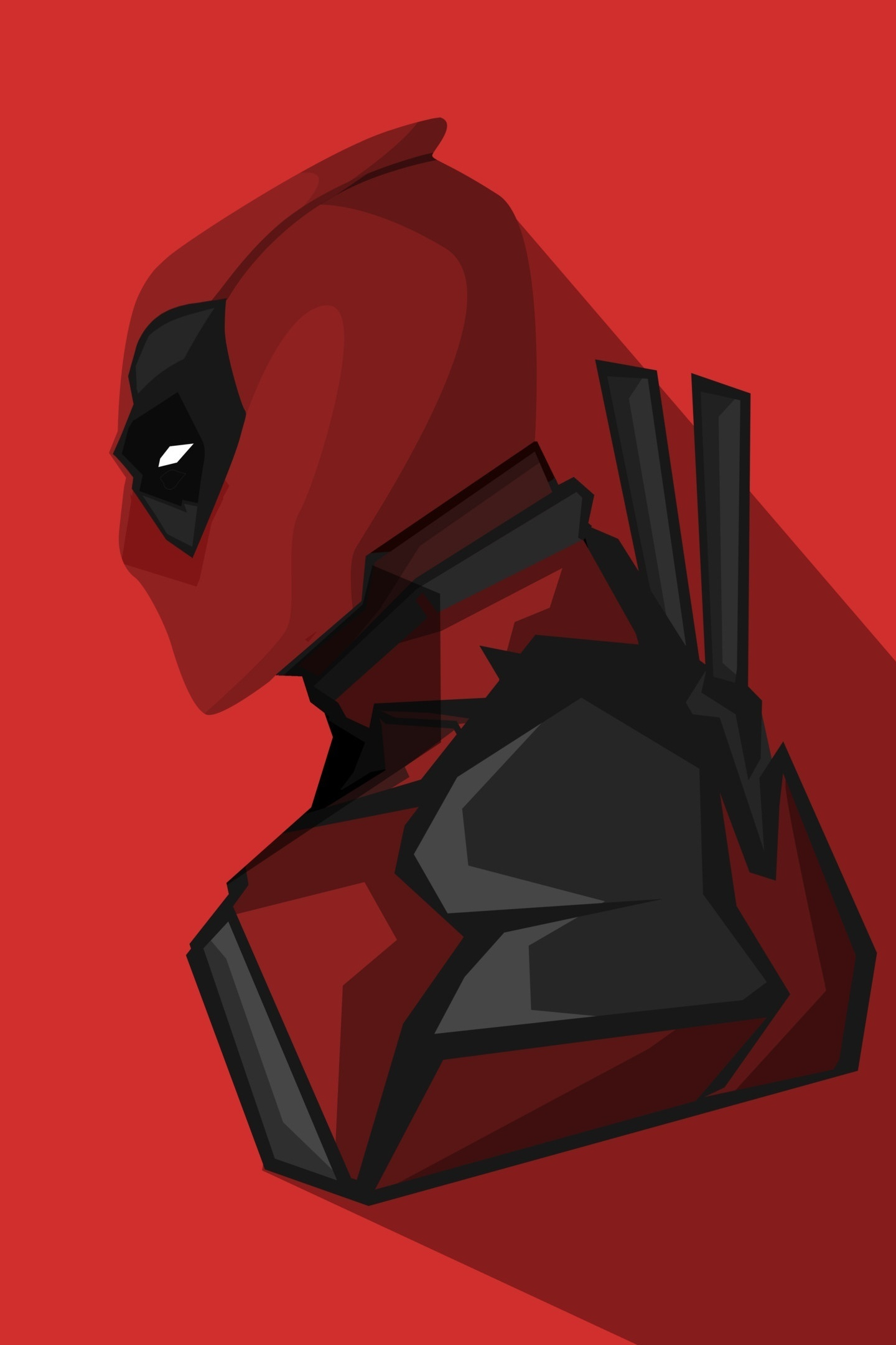 Deadpool Hd Wallpaper For Redmi Note 4  Download 1440x2880
