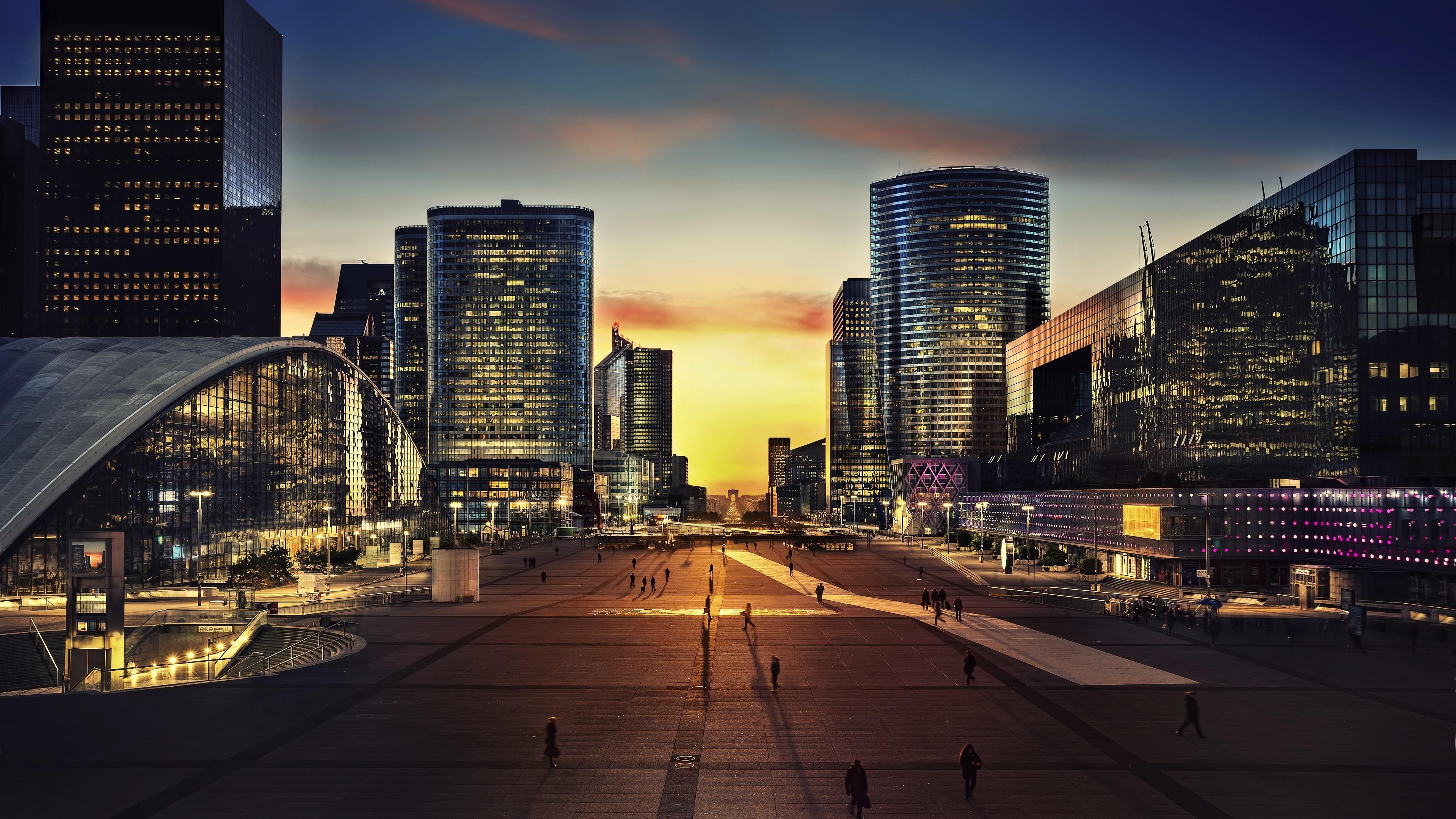 Samsung Galaxy S4 Wallpapers Hd Download Download 3840x2400 Wallpaper Arc De Triomphe Paris City