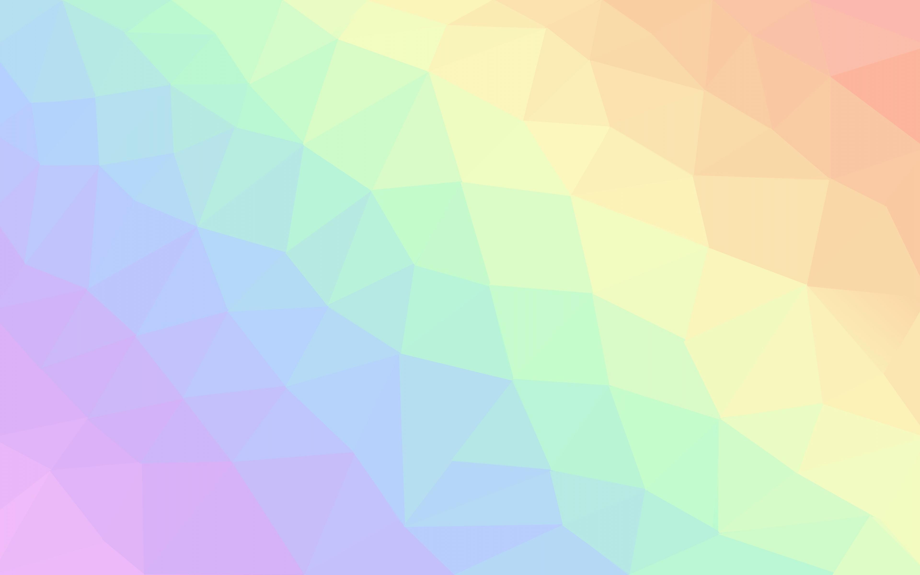 Sweet Cute Wallpapers Of Flowers Download 3840x2400 Wallpaper Light Colors Geometric