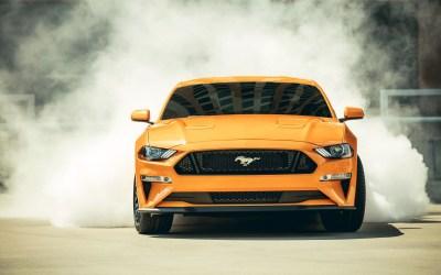 Download 3840x2400 wallpaper 2018 ford mustang - gt fastback, sports car, smoke, 4k, ultra hd 16 ...