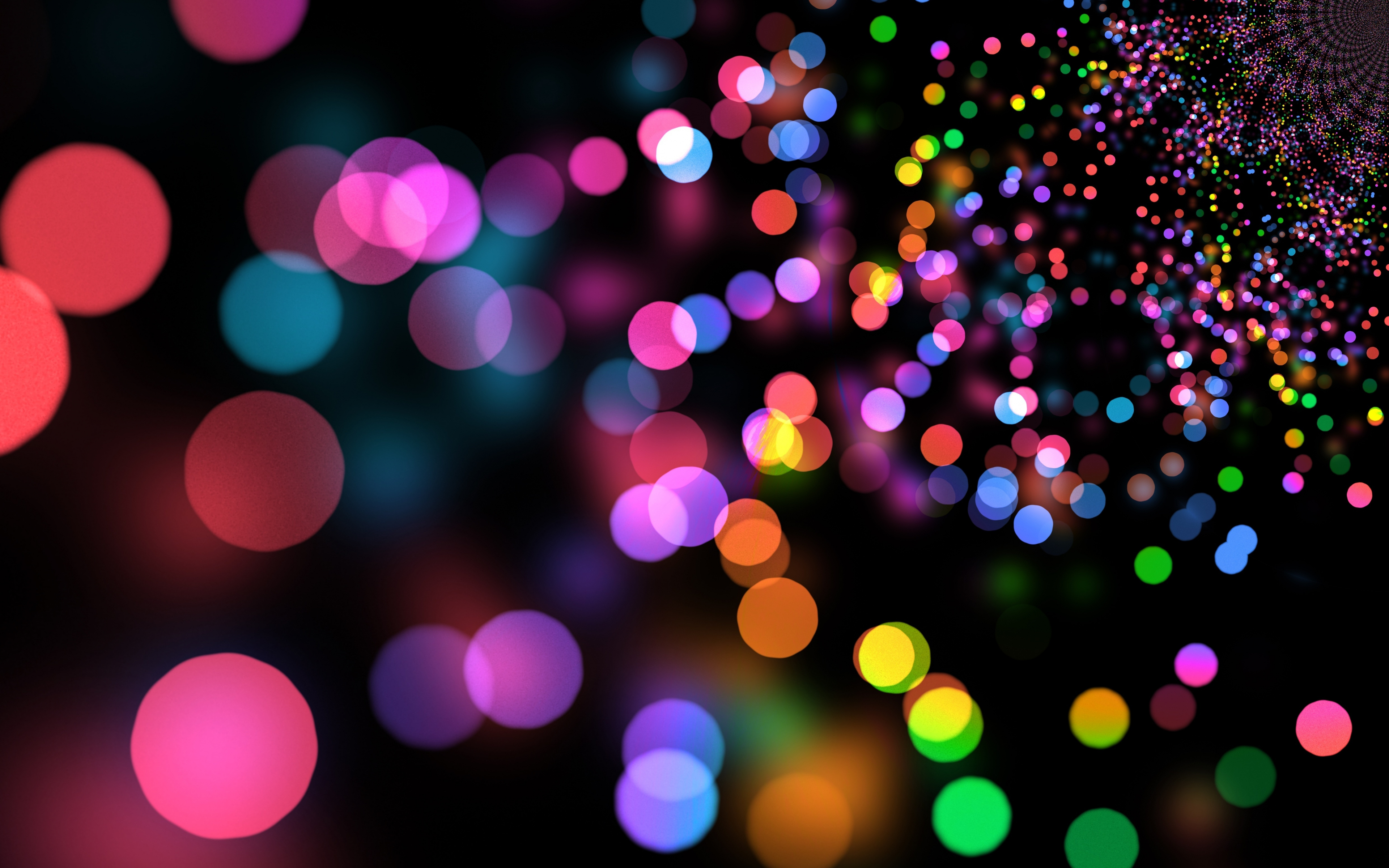Wallpaper 4k Samsung Galaxy S8 Girls Download 3840x2400 Wallpaper Party Lights Circles