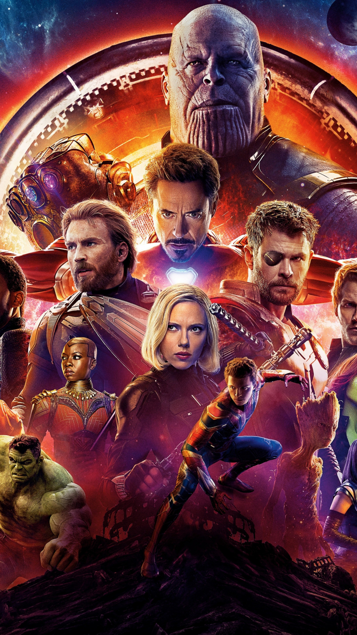Iphone 5a Hd Wallpapers Download 720x1280 Wallpaper Avengers Infinity War Movie